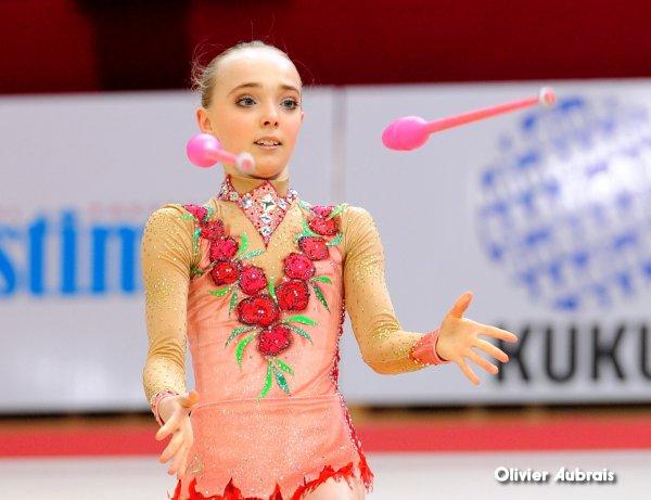 6475. Les seniors françaises à Tartu en février 2013 : Mélisande Beckmann