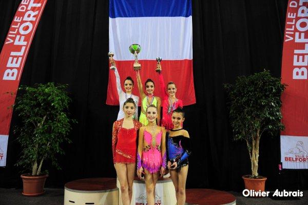 6478. Chpt de France Indiv Nationale B, Fédérale et critérium