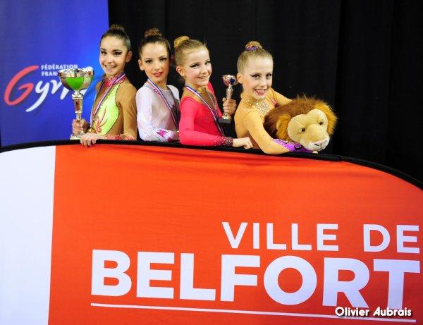 6480. Chpt de France Indiv Nationale B, Fédérale et critérium : le lion en force !