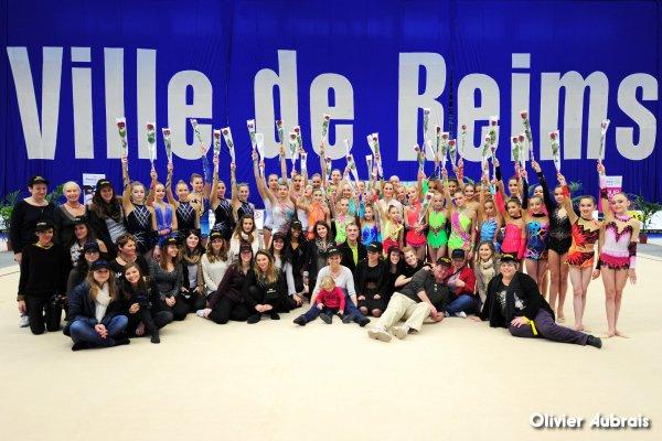 6557. Le gala de charité à Reims )))