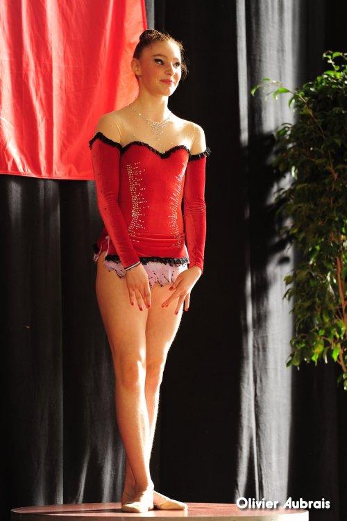 6645. Chpt de France Critérium minimes : Camille Brunet ( Orléans )