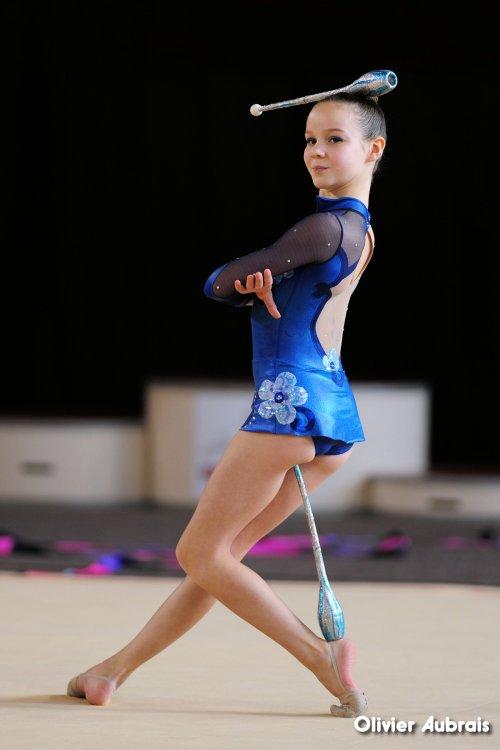 6654. Chpt de France Critérium minimes : Lisa Fresnel (Rennes)