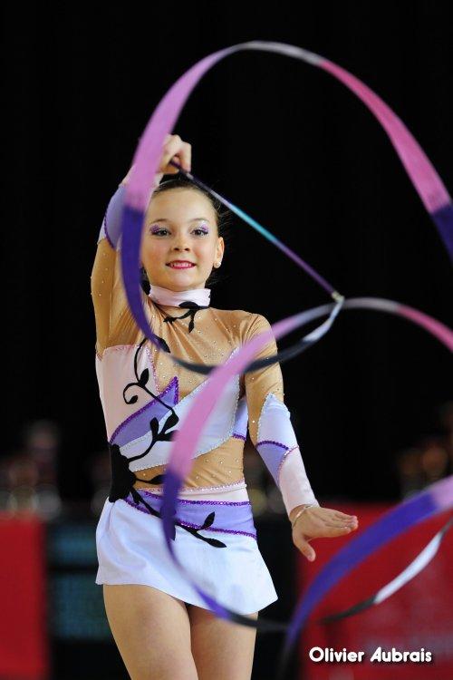 6669. Chpt de France Critérium cadettes : Vanessa Bemmert (Pfastatt)