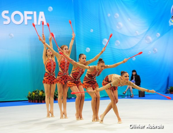 6775. Coupe du Monde à Sofia