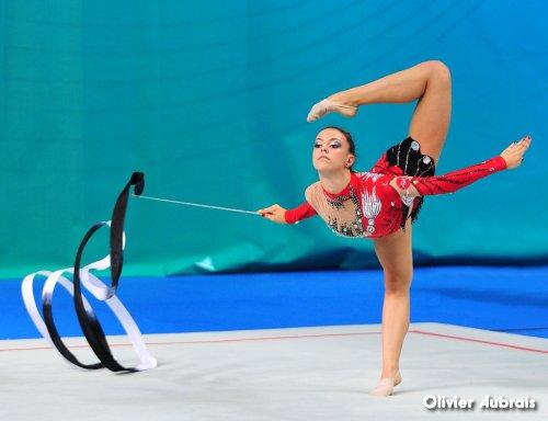 6776. Chpt du Monde 2014 à Izmir : Ambre Chaboud 33ème ! Kséniya 10ème des qualifs