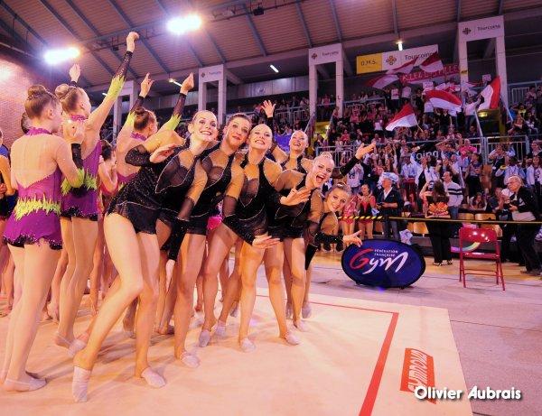6783. Chpt de France Division Nationale 2015