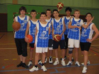 Championnat Basket Minimes