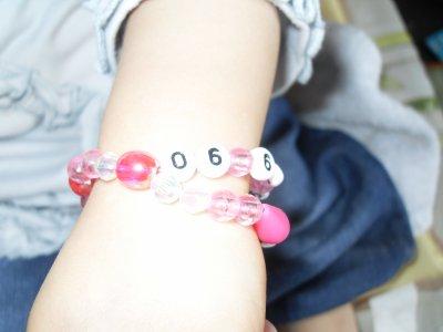 "Bracelets "" Vigilance "" 2 en 1"