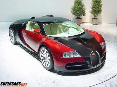voiture qui va la plus vite au monde