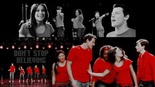 I<3 Glee