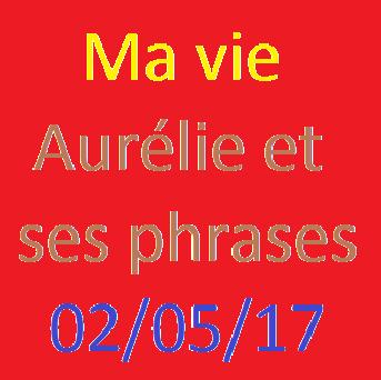 Aurélie et ses phrases N1