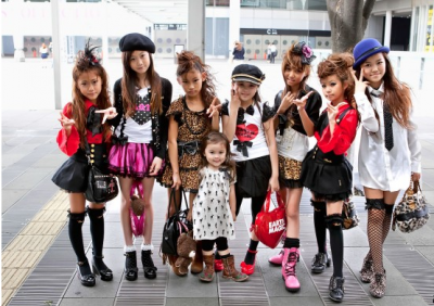 TOKYO GIRL COLLECTION A/W 2011-2012