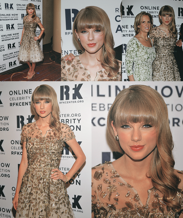 Le 03.12 notre miss était aux Ripple Of Hope Gala à New York, elle a reçu le Ripple Hope Award. Elle était sublime, j'adore sa robe et sa coiffure, TOP !