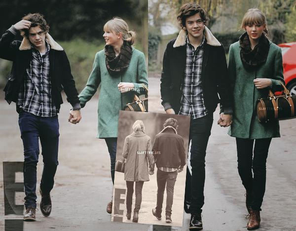Découvres le clip tant attendu de I Knew You Were In Trouble ! Taylor et Harry étaient de sortie en Angleterre. + The Angency viennent d'arriver en Allemagne, ils devraient bientôt être rejoints par Tay.