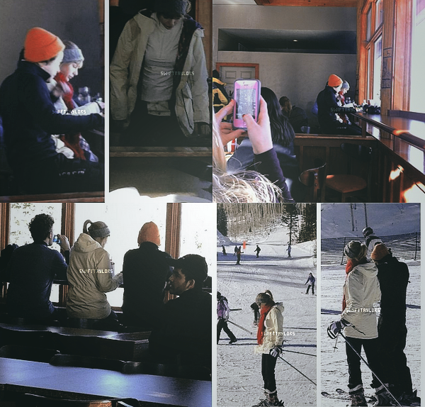 Taylor et Harry ont étés apperçus faisant du ski dans une station dans l'Utah. Tu penses quoi de sa tenue ? De la relation Haylor ?