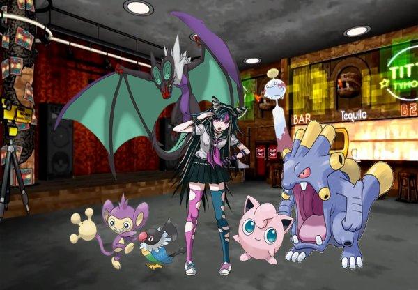 My favorite Pokémon :3
