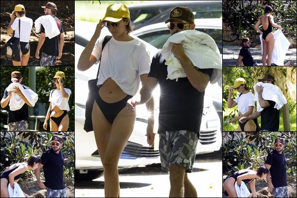 ● 11/01/2021 :  Zac Efron et sa chérie Vanessa Valladares ont été à la plage dans la ville de Sydney (Australie)   Nos deux tourtereaux passaient un moment très agréable tous les deux, ça fait plaisir de voir notre Zac heureux