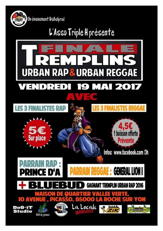 Final Tremplins Urban rap & urban reggae