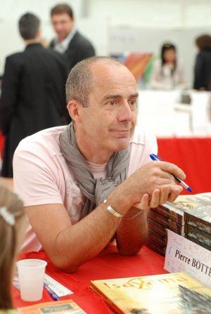 AUTEUR : Pierre Bottero