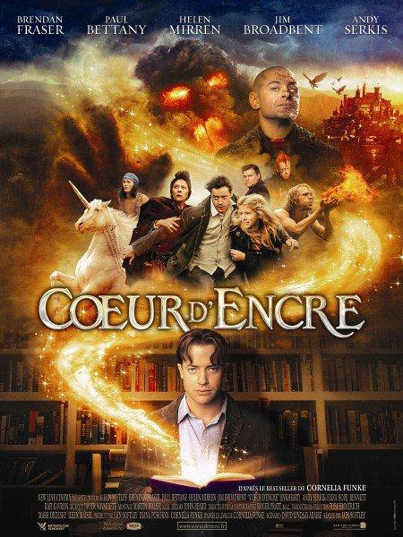 ADAPTATION : Coeur d'encre (2009)