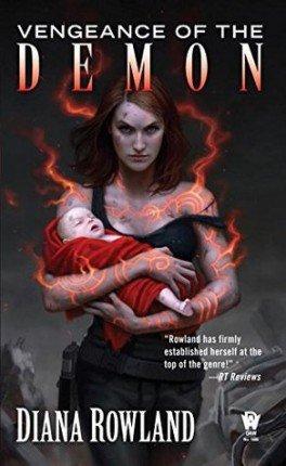 ROWLAND Diana, Kara Gillian, 7 : Vengeance of the demon  (VO)