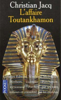 JACQ Christian, L'affaire Toutankhamon