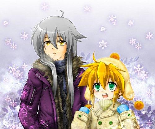 Yu & Tsubasa ♥