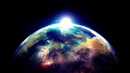 Bienvenue sur une autre Terre