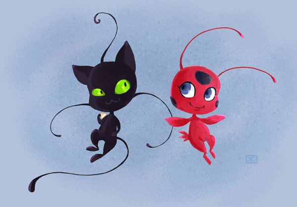 Miraculous LadyBug - Les héros ne perdent jamais (?) #3