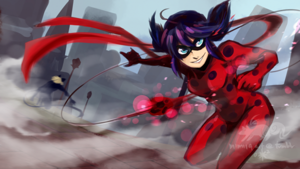 Miraculous LadyBug - Les héros ne perdent jamais (?) -