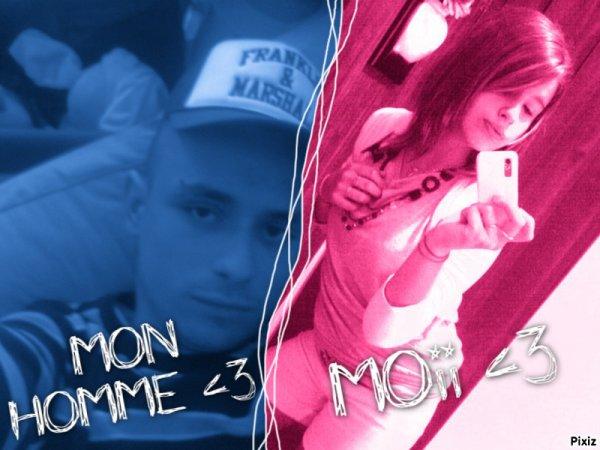 MON HOMME & MOiii <3