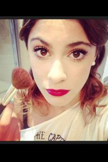 Jolie maquillage !!