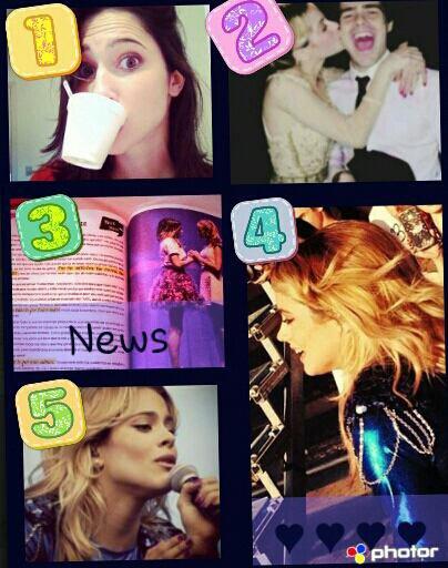News♥·♡ Montage + photo effet miroir ♥