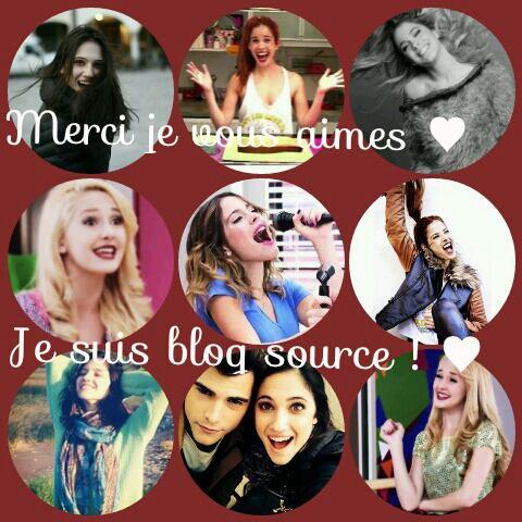 Je suis blog source ! Merci ♥