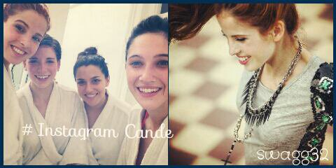 News Tini , Lodo et Cande ♥