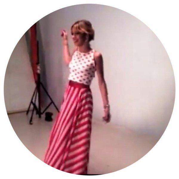 Tini Stoessel pose pour Seventeen ♥