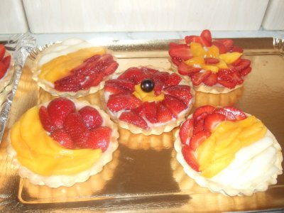 =tartelette fruits