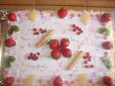 =gateaux fruit rouge