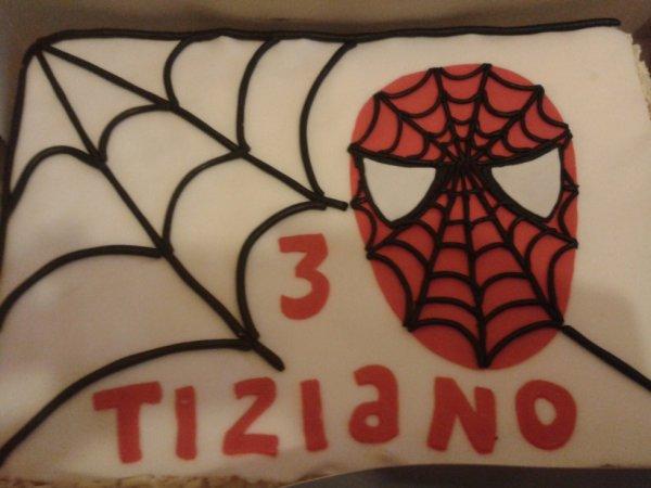 fraisier theme spiderman