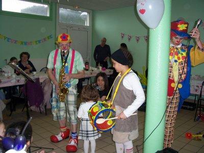 anniversaire de 2 enfants samedi 12 mars a la salle albert copieux