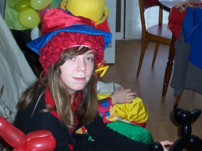 anniversaire de melissa 9 ans