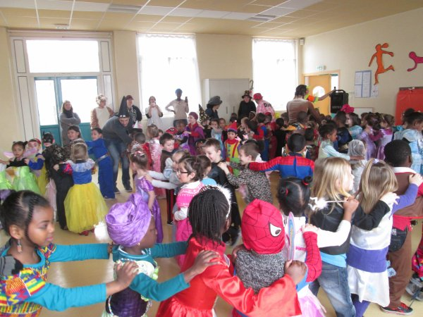 Animation maternelle Valmy  le Havre 76