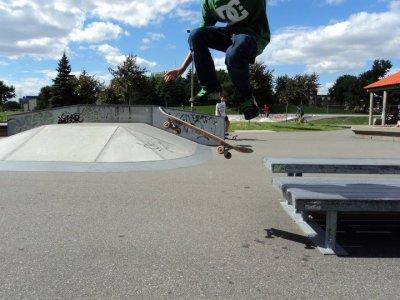 Le skate c toute ma vie tu comprend :)?