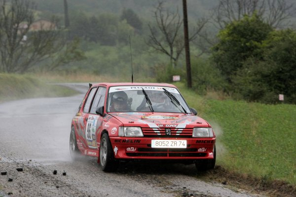 Rallye national de la drôme