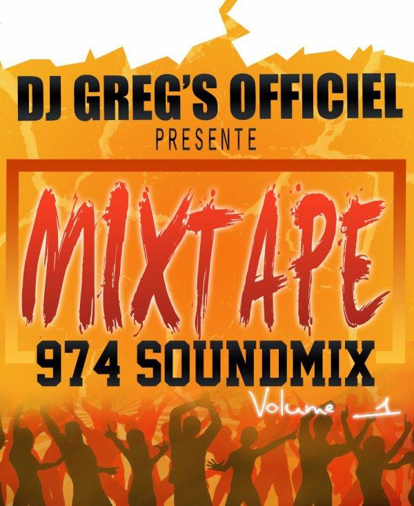 974 SOUNDMIX Volume 1 ( BY DJ GREG'S OFFICIEL )