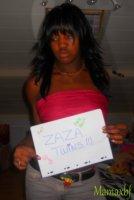 Selecta Mada dedicace pour zaza twins sur le Drop draws Riddim (2010)