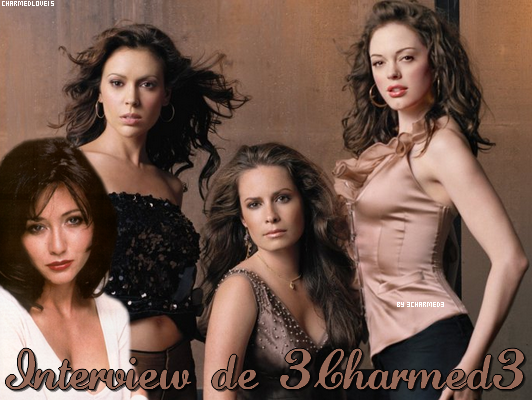 Interview de 3charmed3