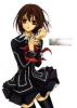 Vampire Knight - Yuki Kurosu alias Yuki Kuran