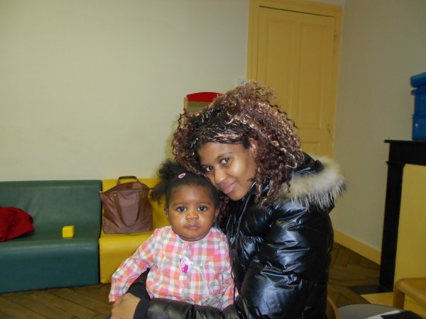 Ma princesse et mwa mm