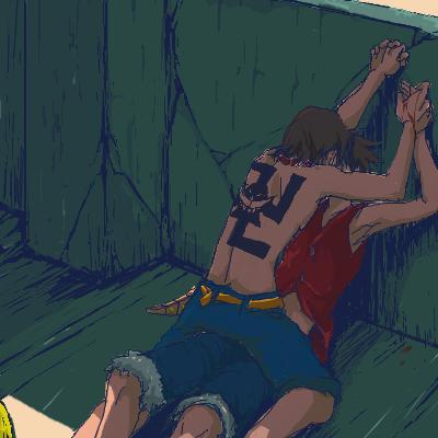 * Luffy et Ace*